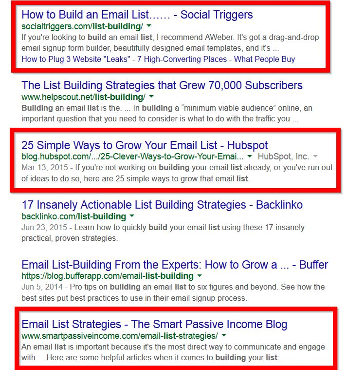 What factors help you rank well in Google #SEO
