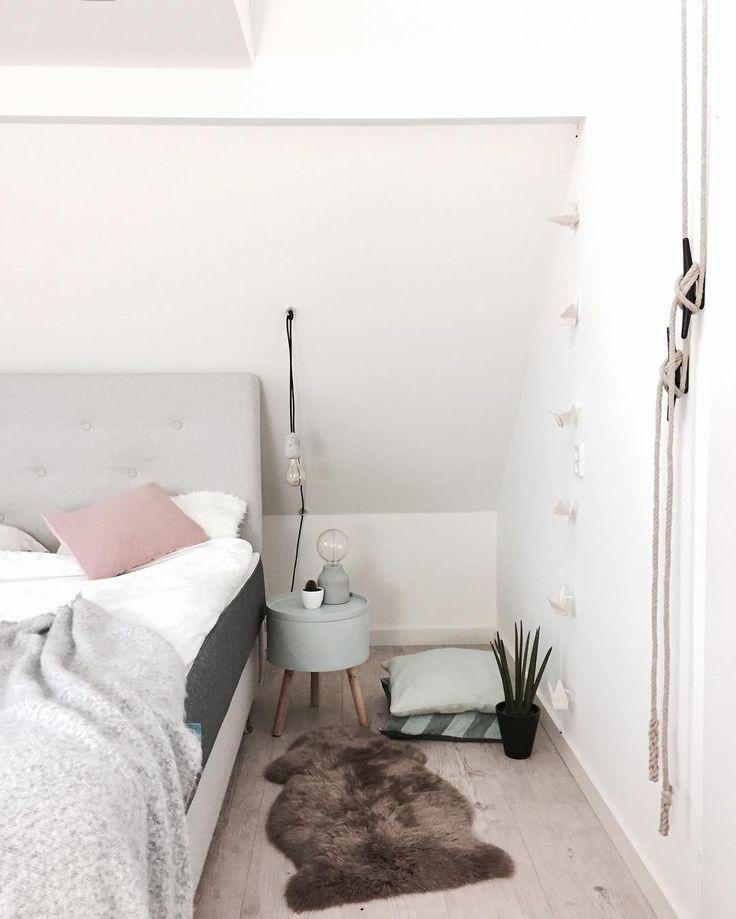 De BEKKESTUA boxspring thuis bij @jaimyinterieur   #IKEABijMijThuis IKEA IKEAnederland wooninspiratie inspiratie slaapkamer bed hoofdeinde