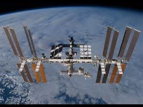 When the ISS is completed in 2020 They Plan to Crash it into the Ocean