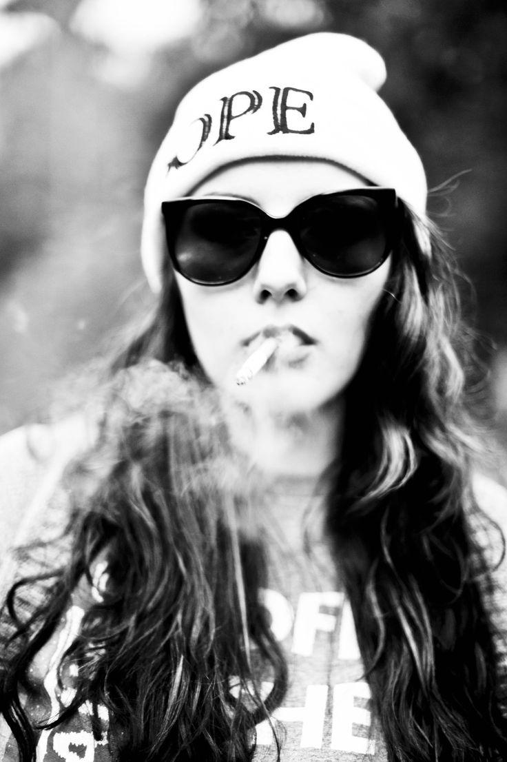 nudist girls smoking weed