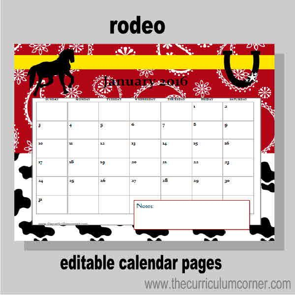 Planning Binder Calendar Pages (With Images)