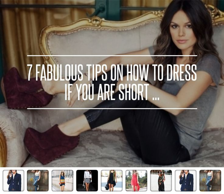 7. Grab Those Maxis - 7 Fabulous Tips on How to Dress if You Are Short ... → Fashion