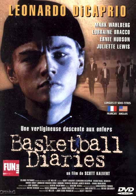 Leonardo DiCAPRIO - 1995 Basket ball diaries - Un site © cinealan