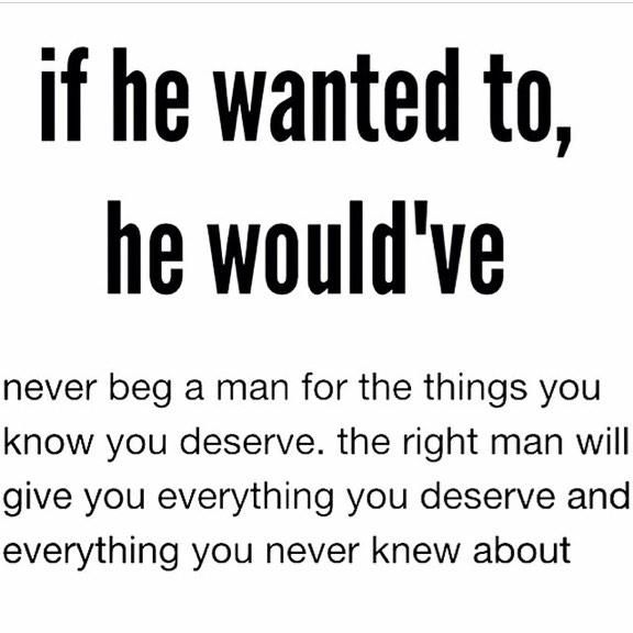 This. This a thousand times over! This isn't meaning material things, it means 'real' things needed for a loving, treasured and respectful relationship. Deeds, qualities, thoughts and characteristics of a decent and mature man who has a loving and good heart.