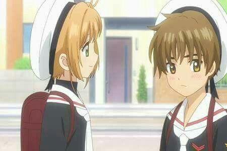 Screenshot OVA CCS y pororo él pequeño pingüino es un crossover que se estrenará en el colegio San Fernando yerba buena en el café literario