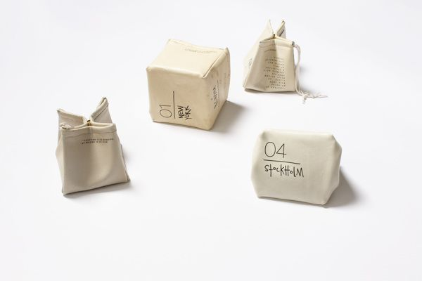 packaging / + rewind by Margaret Chan