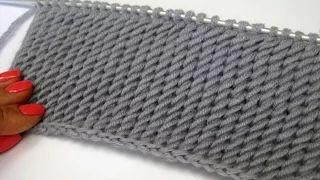 diagonal stitch - YouTube