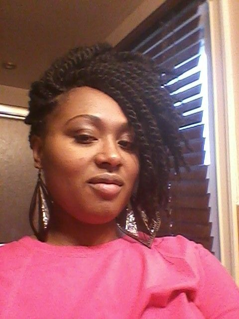 My Afro Puffy Twist In 2019 Natural Hair Haircuts