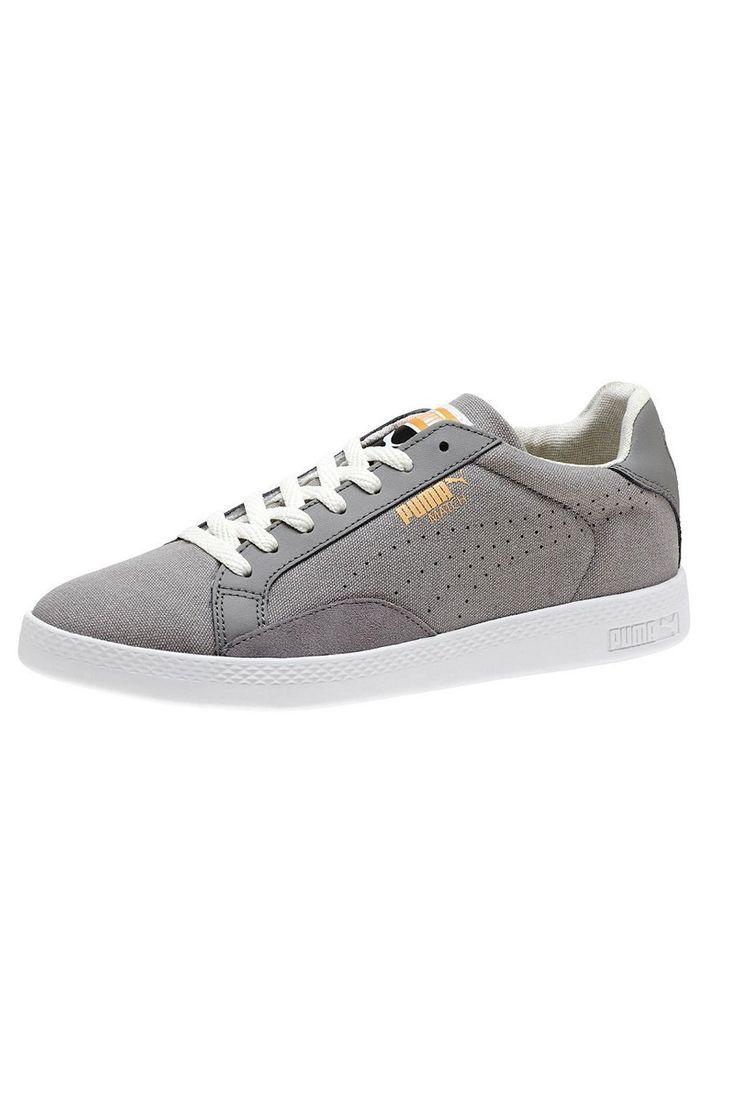 Scarpa Puma Match Low Canvas Sport Vaporous Gray