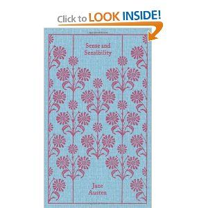 Sense and Sensibility and other fun books