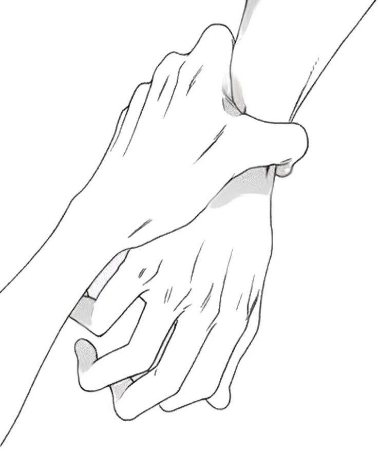 две руки держатся рисунки сегодняшний день