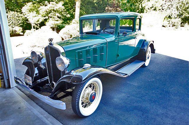 1932 Pontiac 5 Window Coupe Cars Mostly Vintage