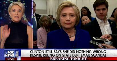 Kelly, Napolitano Slam 'Weak and Tepid' Press Lobbing Softballs to Clinton