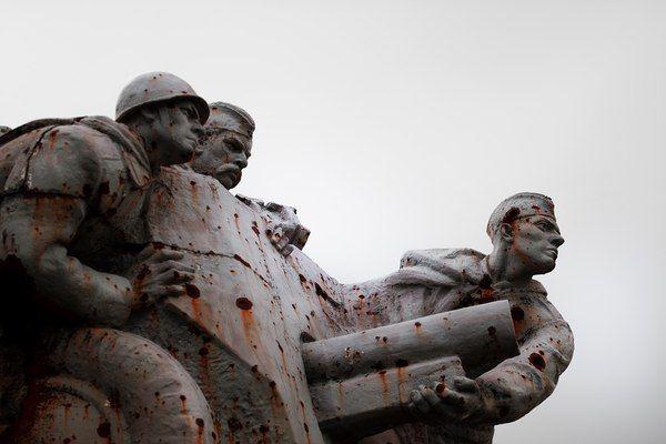 Саур-Могила 09.05.2016 Фото, Война, Донбасс, Саур-Могила, длиннопост, Украина, Интересное, Памятник