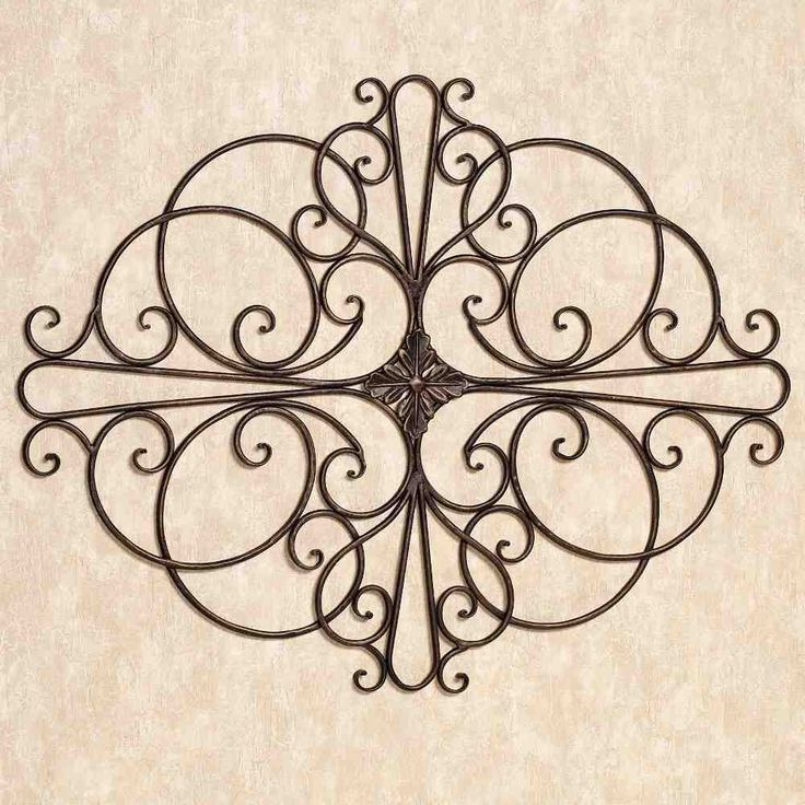 Wrought Iron Wall Decor Large 20 best wrought iron wall decor images on pinterest