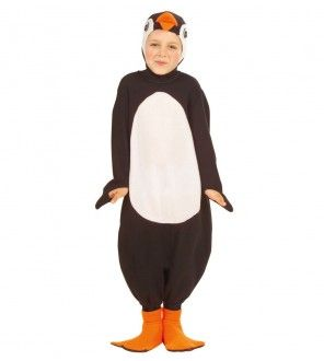 Pinguin kostuum kind