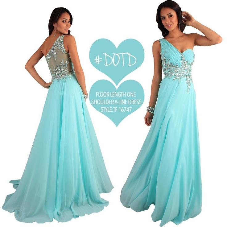 Hermoso vestido Azul perfecto para una elegante fiesta de noche
