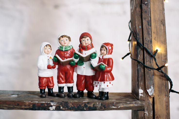 Christmas choir ornaments!