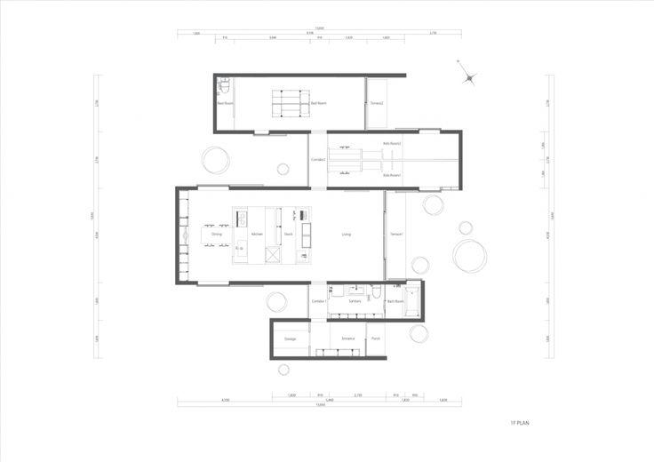 Zigzag / mA-style architects #plan