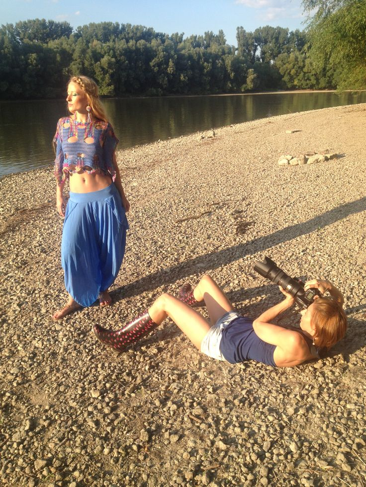 Shooting @ the Danube