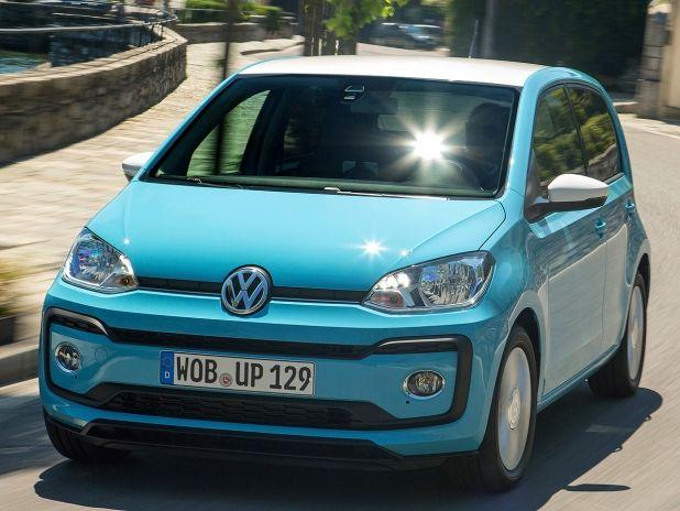Der Kleinstwagen VW Up erhält ein Facelift! #vw #up #facelift #kleinwagen #citycar #überarbeitung #informationen #preis #marktstart