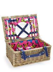 Butterfly 2 Person Picnic Basket