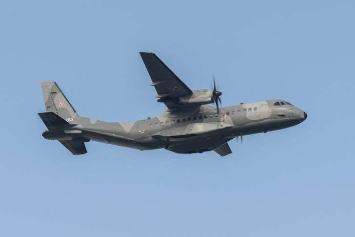 CASA C-295 Sił Powietrznych RP