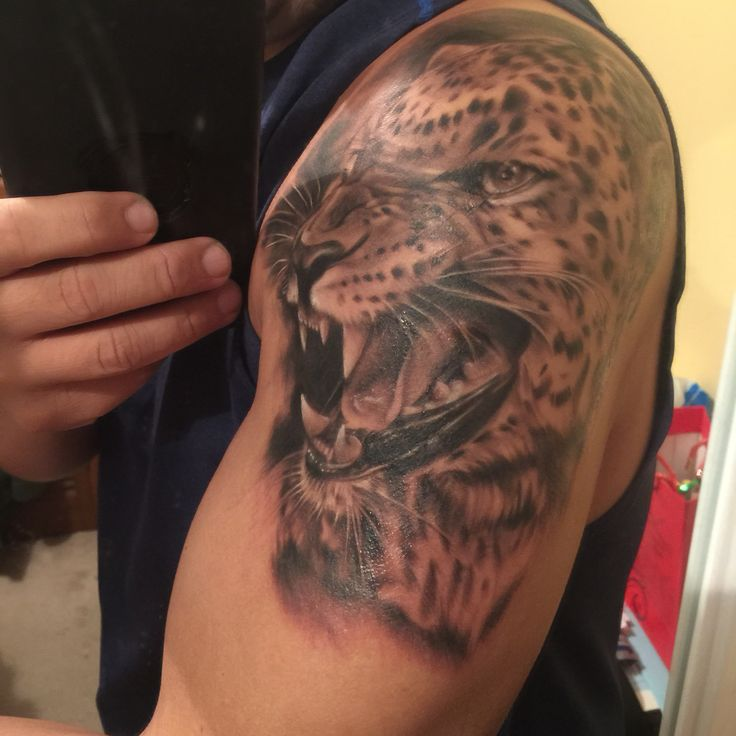 17 best images about my tattoo ideas on pinterest jungle for Jaguar warrior tattoo