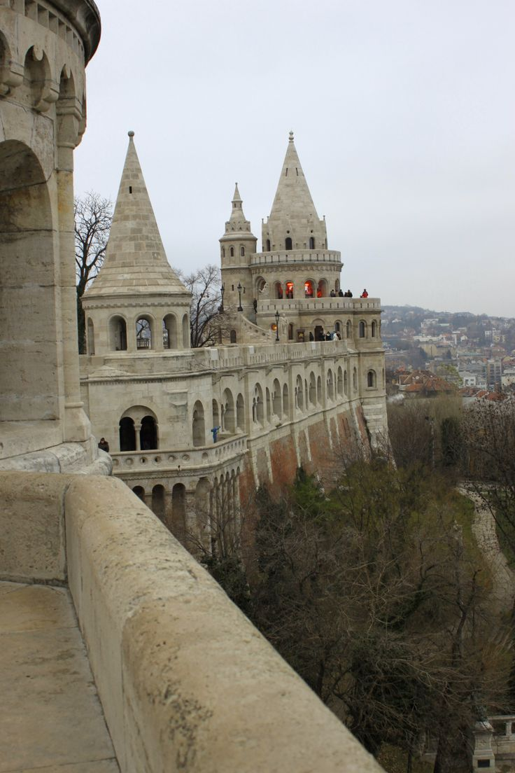 The Fisherman's Bastion in Budapest, Hungary. Photo: Ida-Liina Huurtela