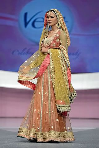 Elan Collection at Veet Celebration of Beauty 2013