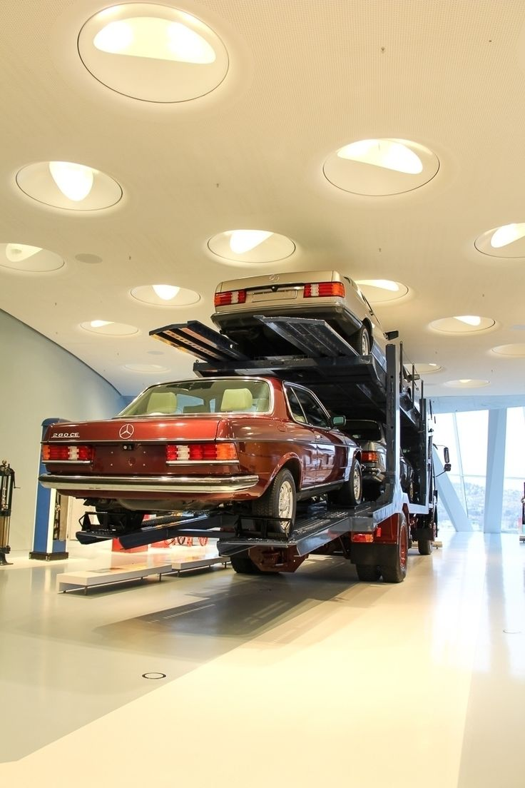 Best  MercedesBenz Museum Images On Pinterest Architecture - Best car museums in us