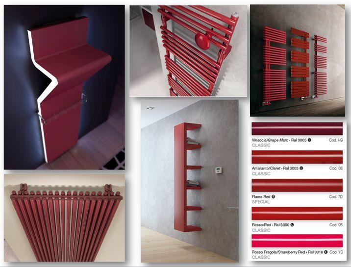 Tutte le sfumature del rosso, tutte le sfumature dell'amore. // All the shades of red, all the shades of love.  Happy Valentine's day!