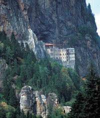 Trabzon  Sümela