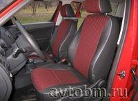 Автомобильные чехлы на сиденья Skoda Yeti (кроме спортивного пакета) – цены, установка