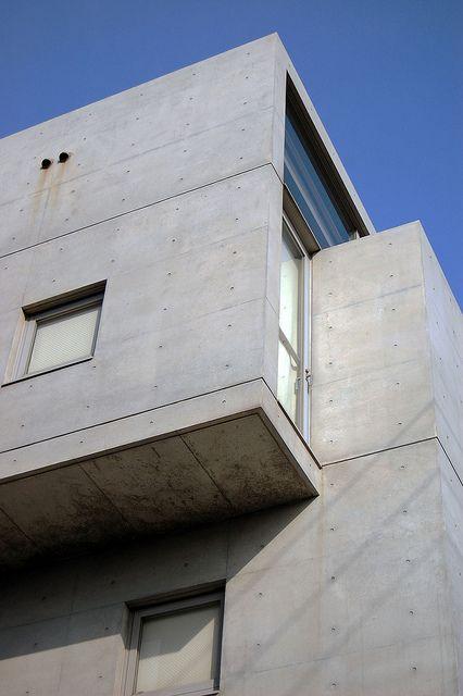4x4 House, Kobe by Tadao Ando