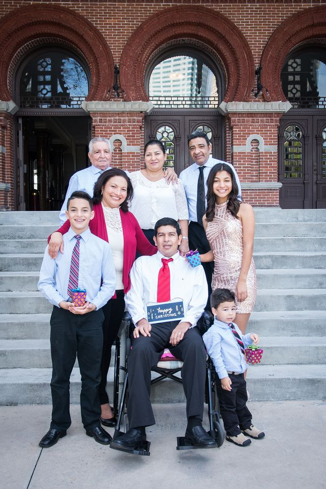 Tampa family session | University of Tampa