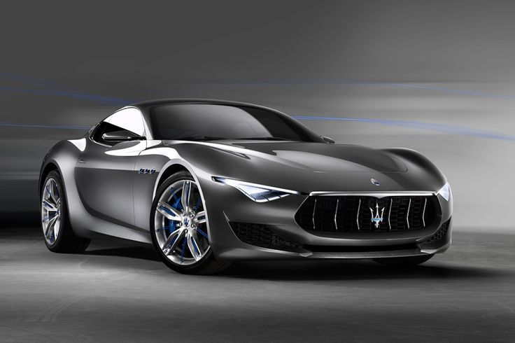 Image of Maserati to Introduce Alfieri Concept at LA Auto Show