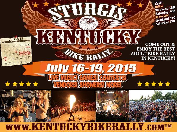 Sturgis 2015 dates