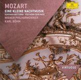 Mozart: Eine kleine Nachtmusik; Posthorn Serenade; Serenata notturna [CD], 001701702