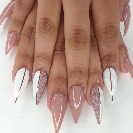 Best 25+ Matte nail designs ideas on Pinterest | One color ...