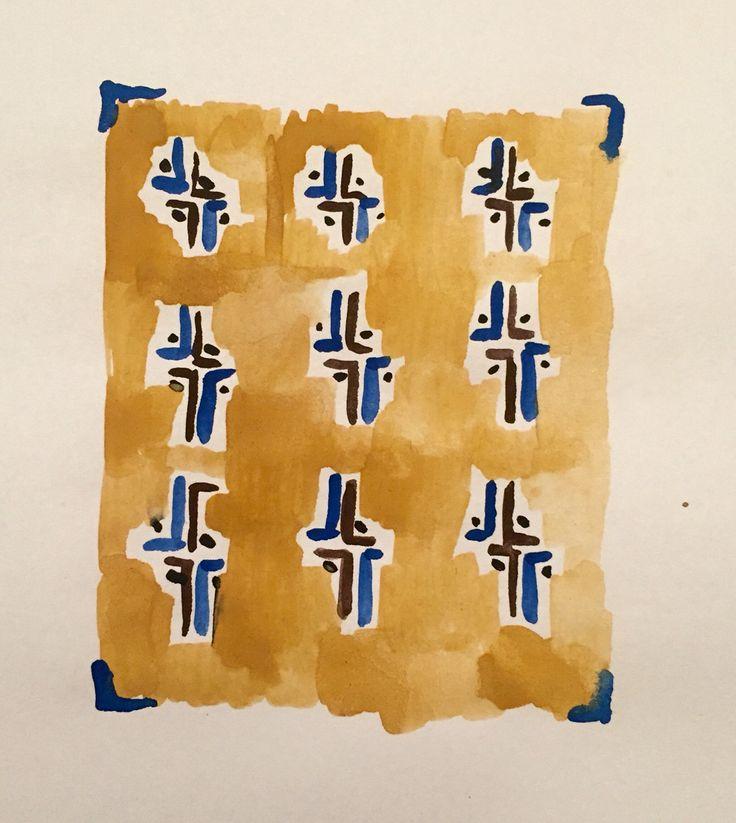 Fabric print