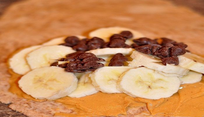 In the recipe we are to use chocolate, banana, and peanut butter. This…