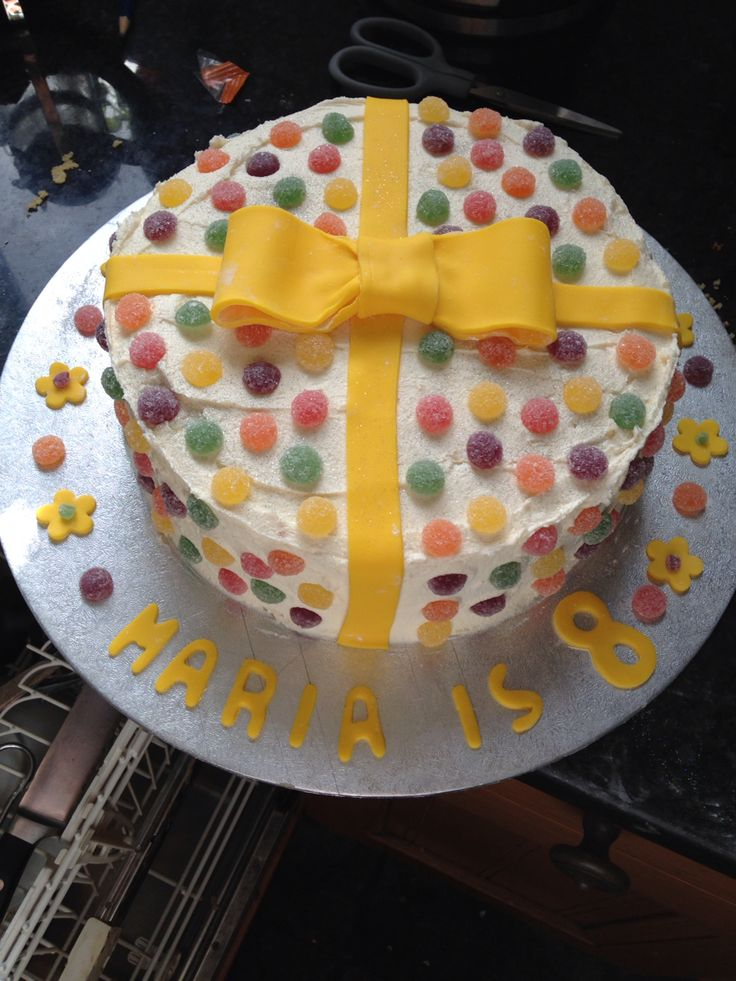 Easy sweet cake