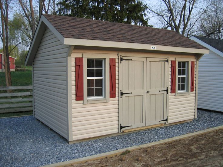 76 Best Images About Garden Shed Designs On Pinterest | Gardens