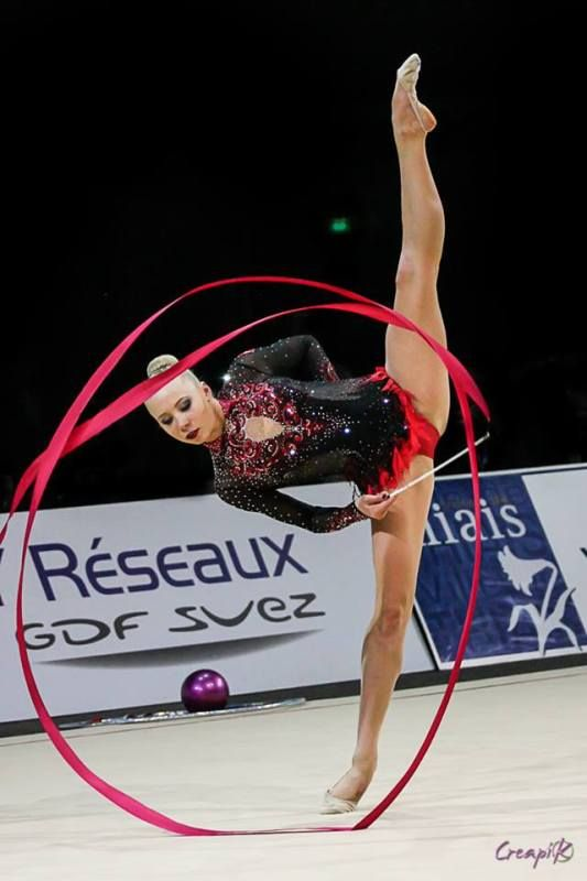 Kseniya Moustafaeva (France); Thiais 2015