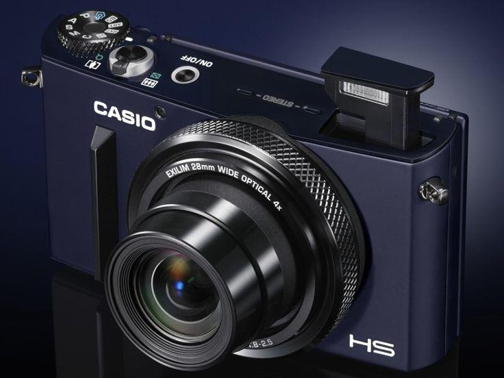 Casio EX-10 : un nouveau compact expert entre en lice.