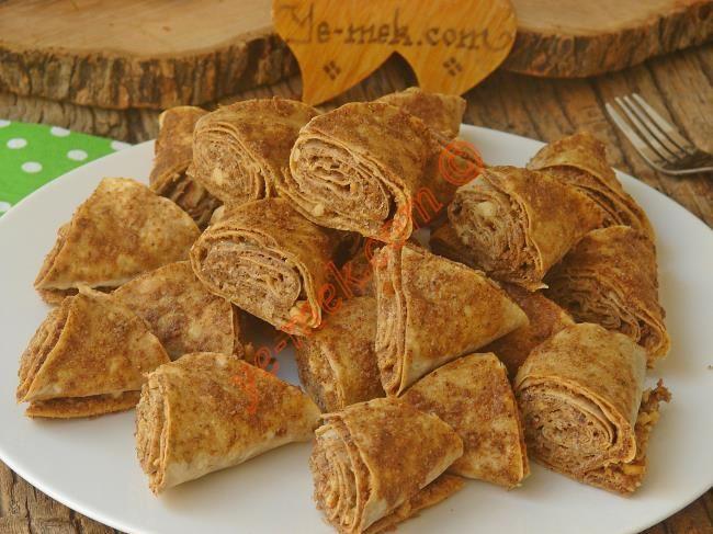 Cevizli Haşhaşlı Çıtır Börek Resimli Tarifi - Yemek Tarifleri