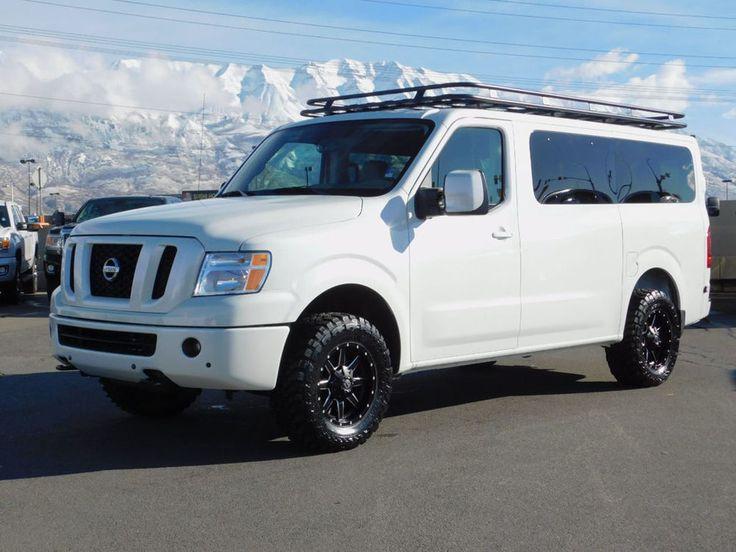 For Sale: 2018 Nissan NV Passenger LIFTED NISSAN NV3500 V8 ...