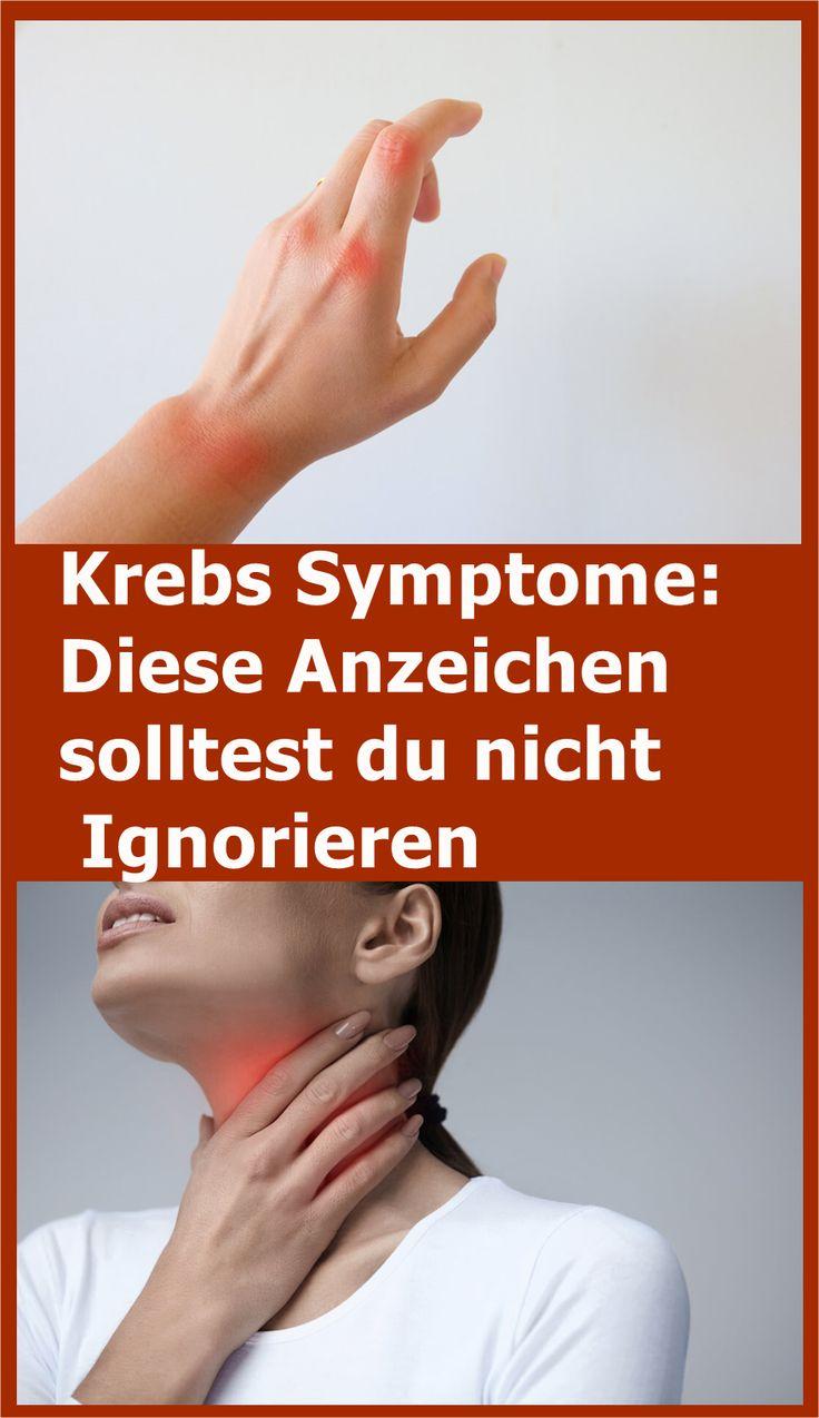 Krebs Symptome: Diese Anzeichen solltest du nicht Ignorieren | njuskam!