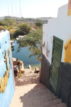 Anakato Nubian houses, Gharb Soheil village, Aswan http://www.anakato.com/home/about-anakato/#.WPPn_2mLQkI https://www.tripadvisor.it/Hotel_Review-g294204-d1552300-Reviews-AnaKato-Aswan_Aswan_Governorate_Nile_River_Valley.html#REVIEWS